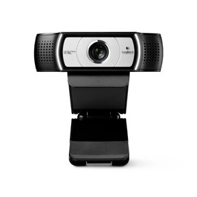 Logitech UC C930e Webcam 1080p, H.264|SVC