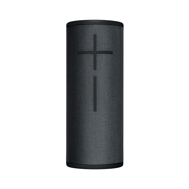 Logitech UE BOOM 3 Wireless Bluetooth Speaker, Night Black