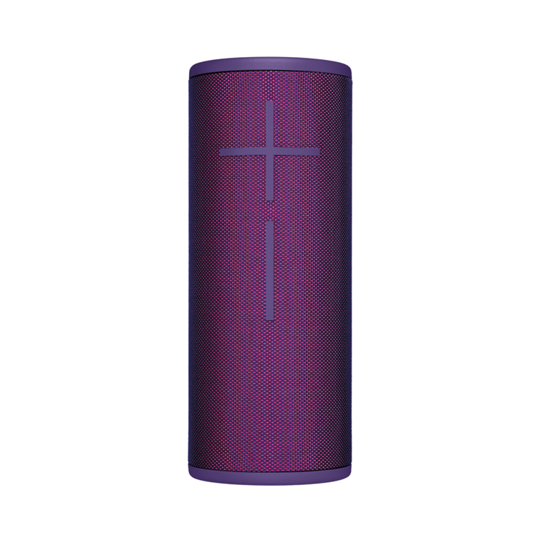 Logitech UE BOOM 3 Wireless Bluetooth Speaker, Ultraviolet Purple