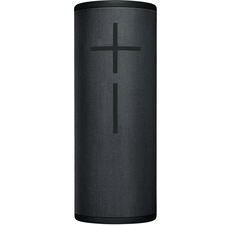 Logitech UE MEGABOOM 3 Wireless Bluetooth Speaker, Night Black