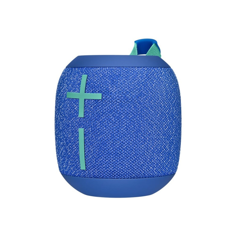 Logitech UE WONDERBOOM 2 Wireless Bluetooth Speaker, Bermuda Blue