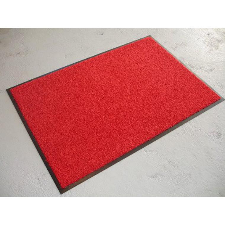 Måtte rød twist 5200 90x150cm