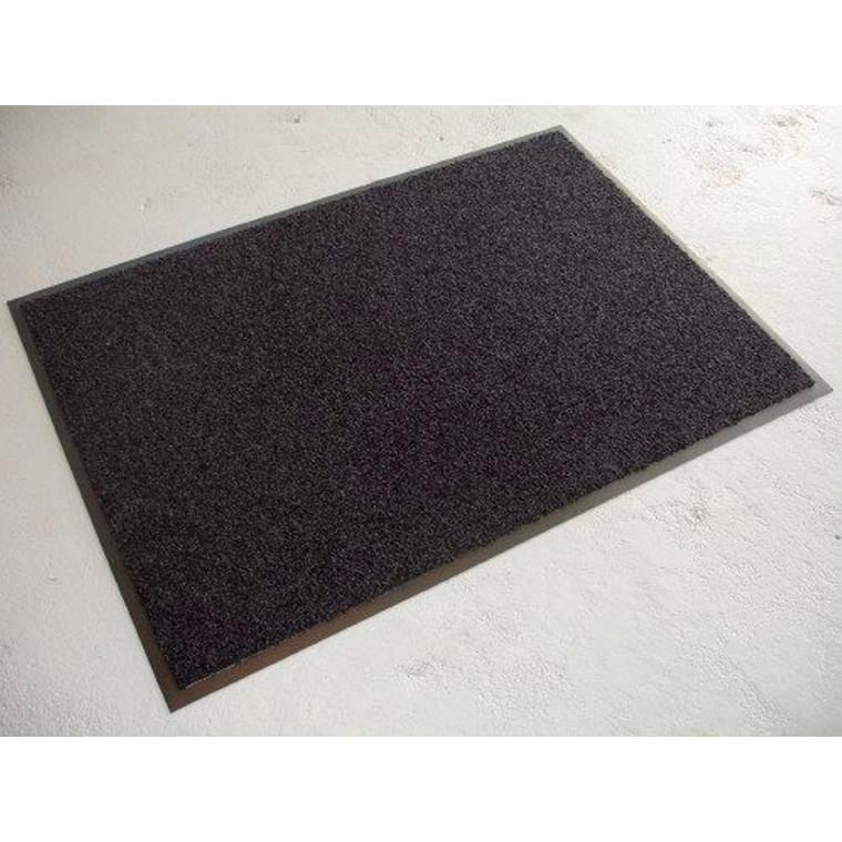Måtte sort twist 5200 90x150cm