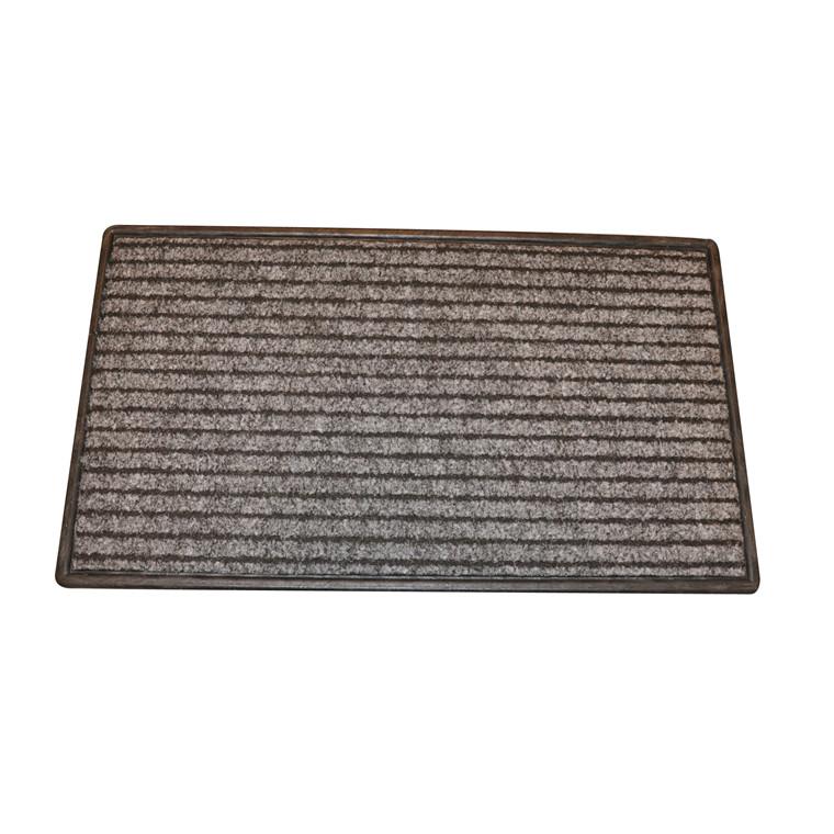 Smudsmåtte gummi med skråkant - 40 x 70 cm
