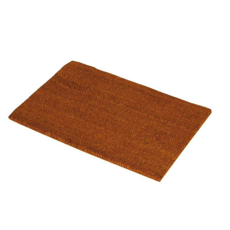 Smudsmåtte Kokos firkantet 15 mm - 40 x 60 cm