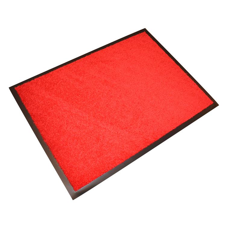 Rød Dørmåtte Serie 560 - 80 x 120 cm