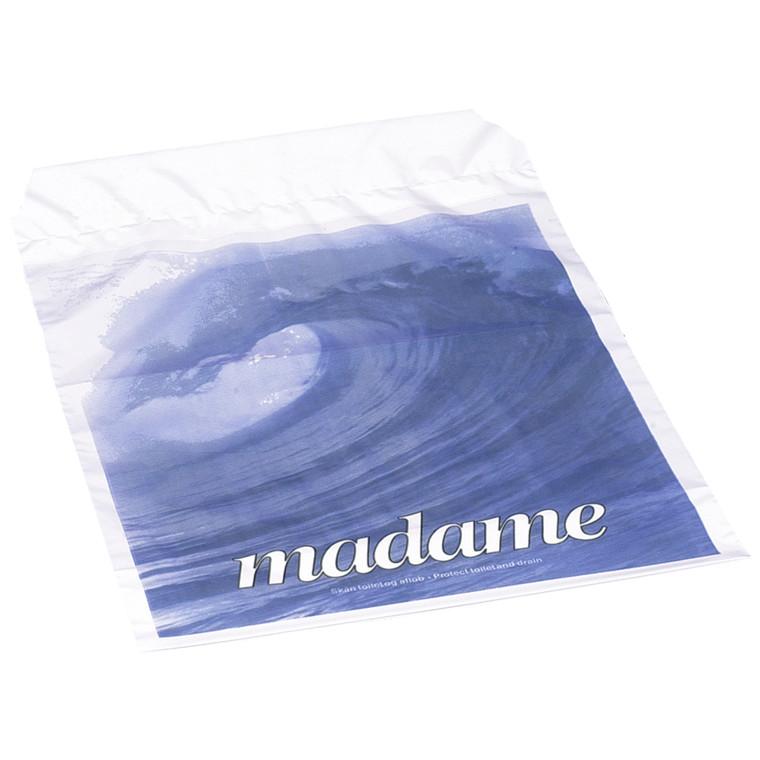 Madame Toiletposer Bølge RE3 LDPE 35 my - 5 liter