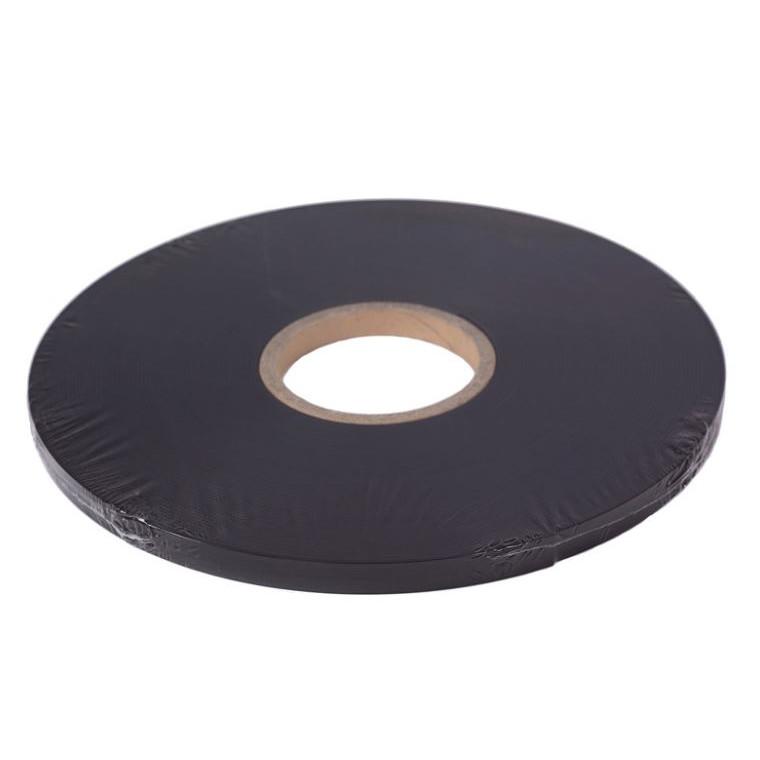 Magnetbånd i brun 12 mm x 30 m - 1,5 mm almindelig