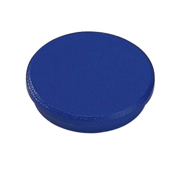 Magneter Dahle 32mm rund blå 10stk/æsk bærekraft 0,8kg