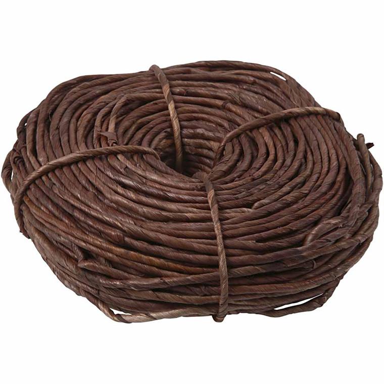 Majssnor bredde 3,5-4 mm cirka 60 meter brun | 300 gram