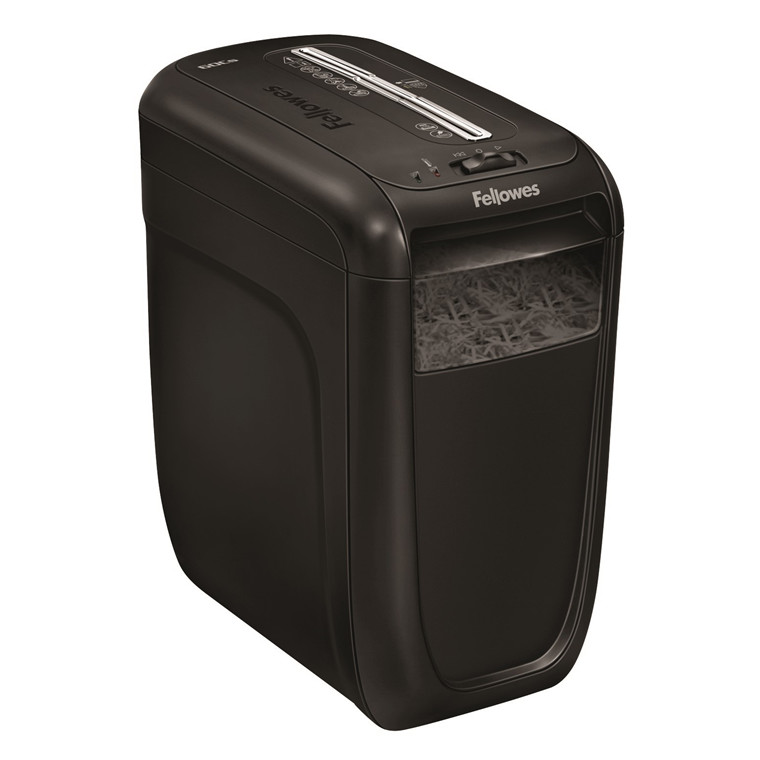 Makuleringsmaskine 60CS Fellowes 10 ark CC 4x50mm