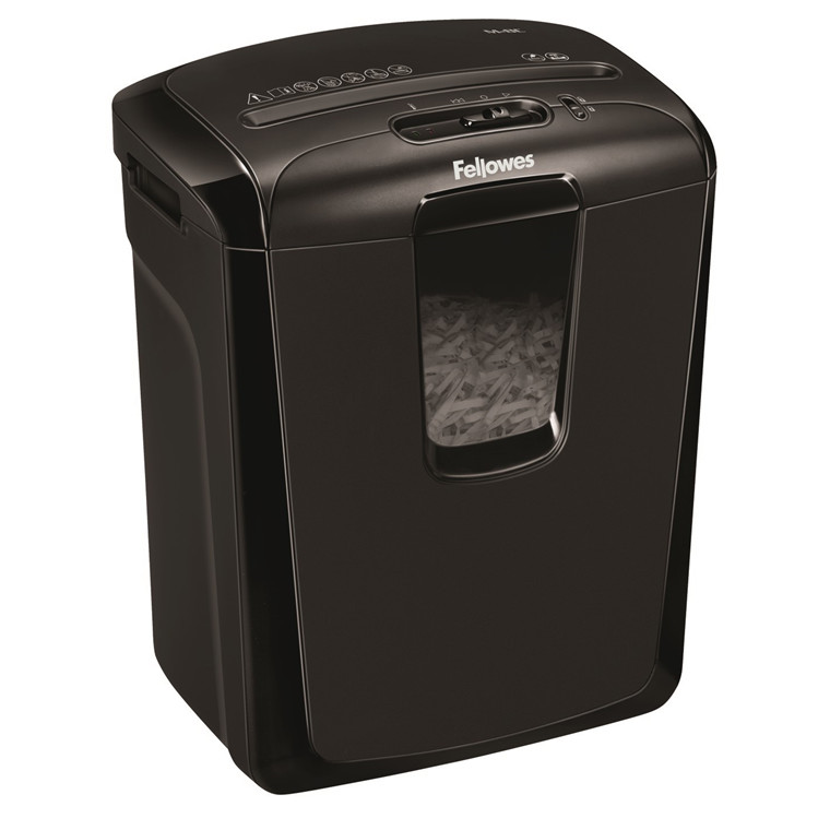 Makuleringsmaskine M-8C Fellowes 8 ark CC 4x50mm