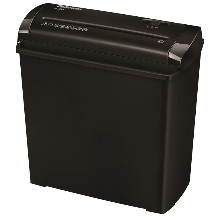 Makuleringsmaskine P25S Fellowes 8 ark CC 4x50mm