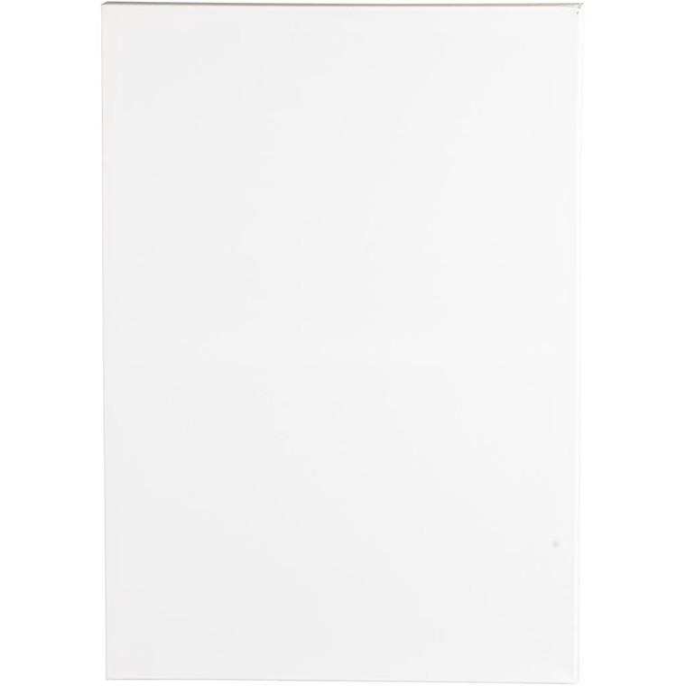 Malerlærred, A1 59x84 , dybde 1,5 cm, 3stk., 260 g