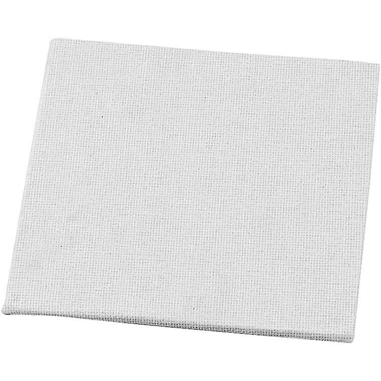 Malerplade, str. 10x10 cm, tykkelse 3 mm, 280 g, 10stk.