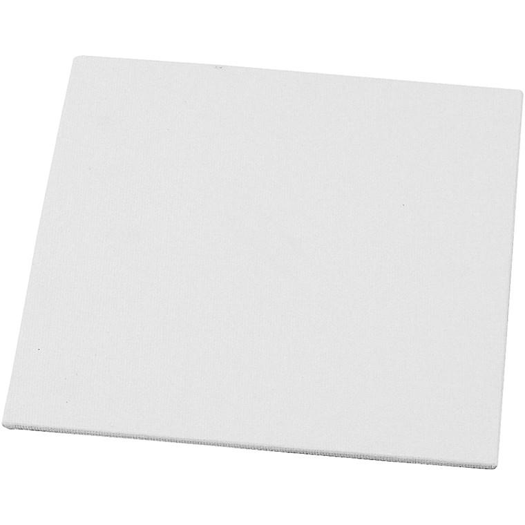 Malerplade, str. 15x15 cm, tykkelse 3 mm, 280 g, 10stk.