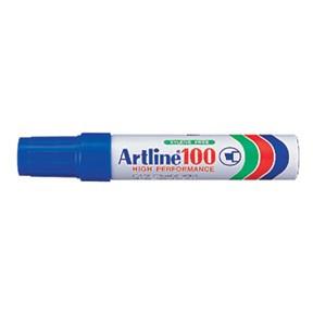 Marker Artline 100 1-blister blå