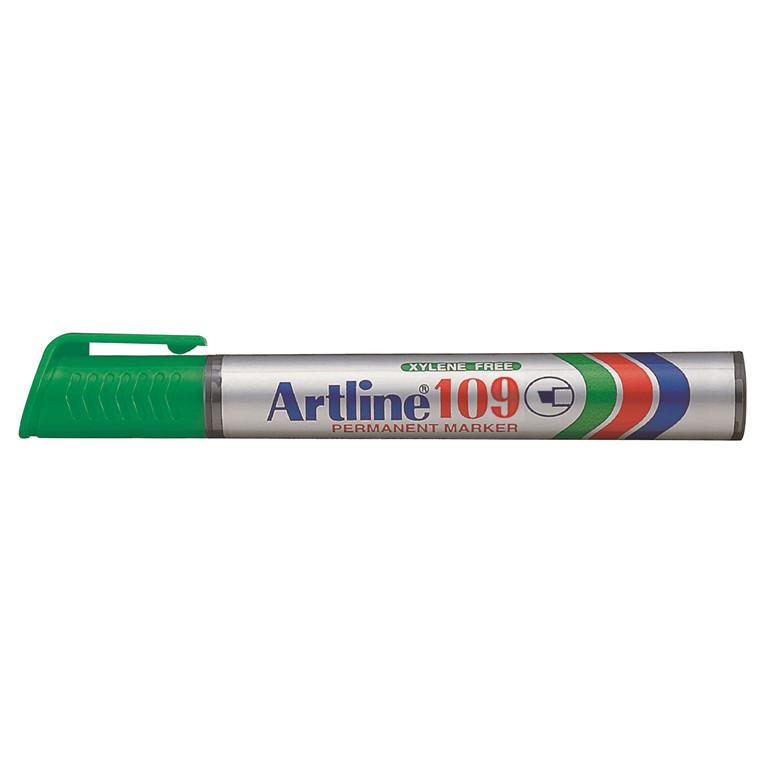 Marker Artline 109 5.0 grøn