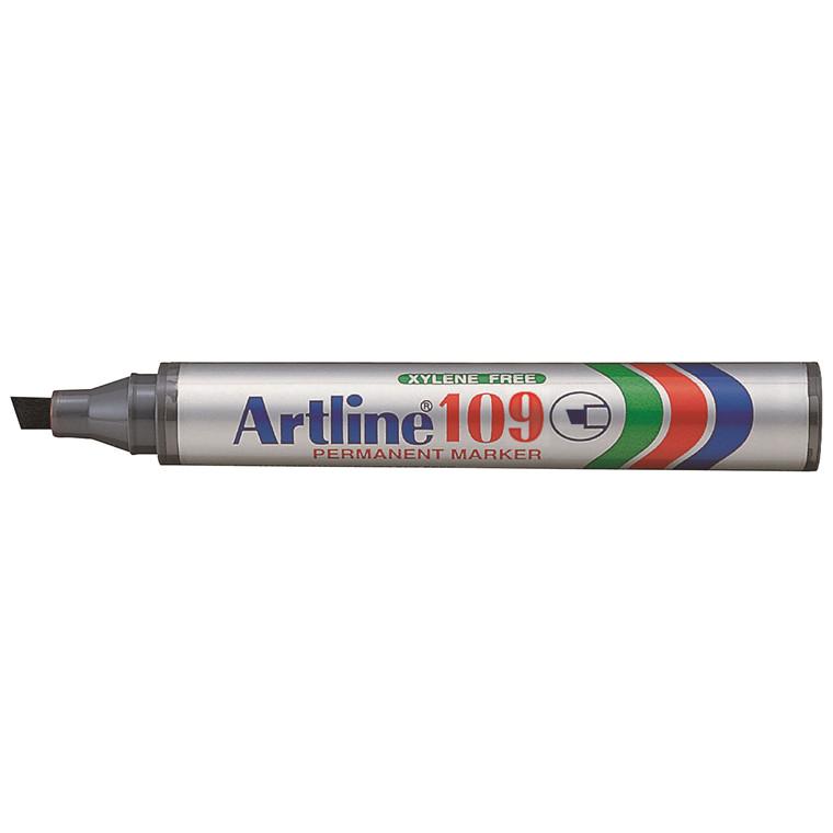 Marker Artline 109 5.0 sort
