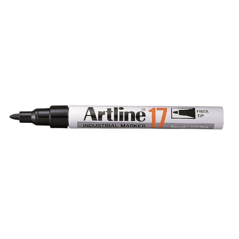 Marker Artline 17 Industri 1.5 sort