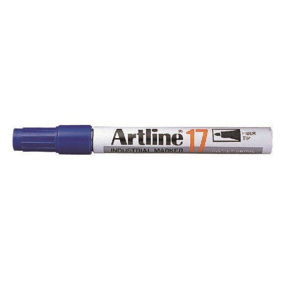 Marker Artline 17 Industri 1.5mm blå