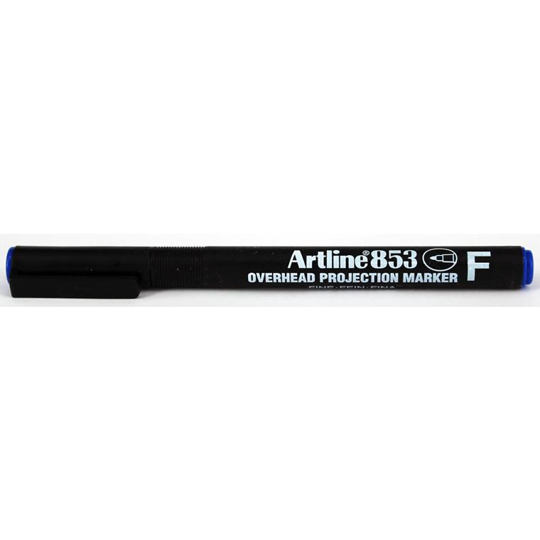 Marker Artline 853 Overhead F Perm blå