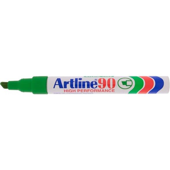 Marker Artline 90 5.0 grøn