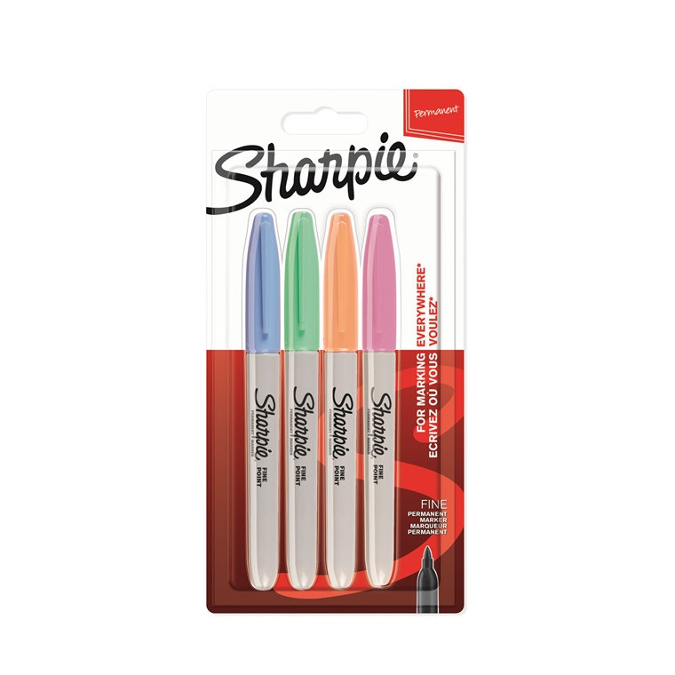 Marker Sharpie Fine Pastel 1,0mm ass (4)