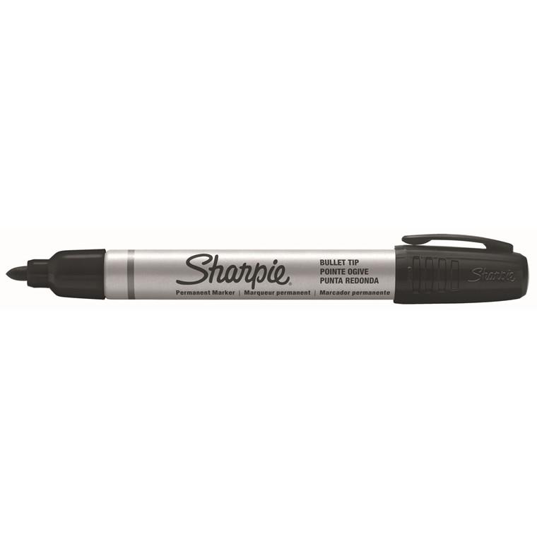 Marker Sharpie Pro lille 1/3mm sort