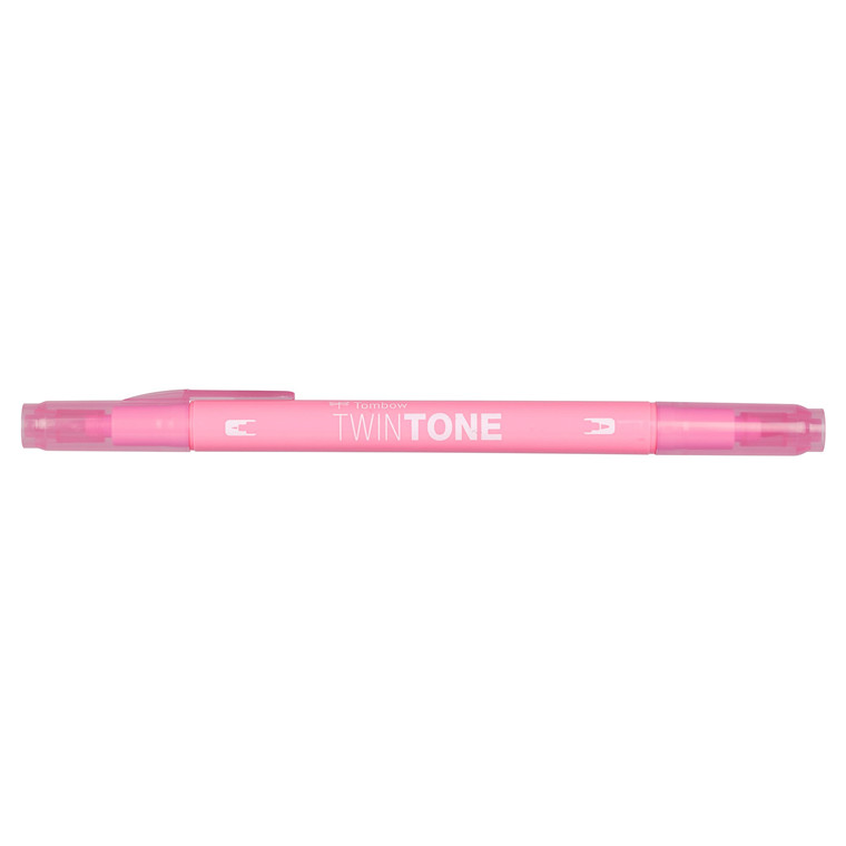 Marker Tombow TwinTone pale rose 0,3/0,8