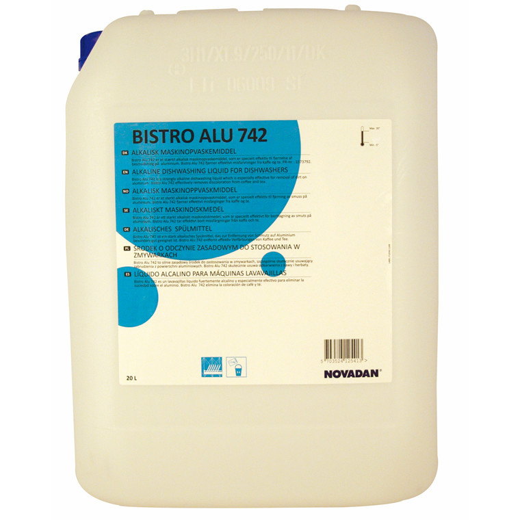 Novadan Bistro Alu 742 Maskinopvask | 20 liter