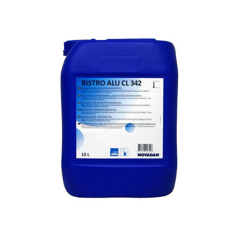 Novadan Bistro Alu CL 342 Maskinopvask klorineret | 10 liter