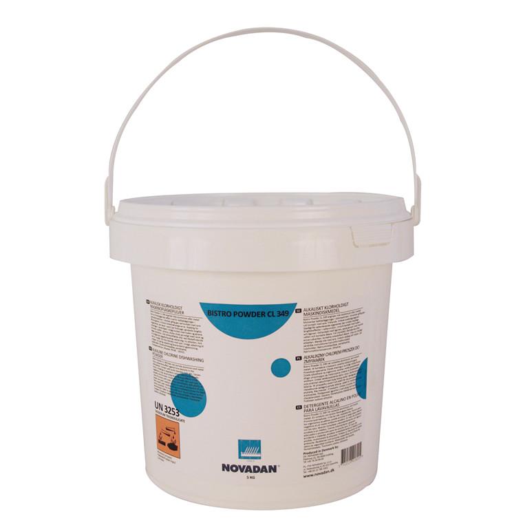 Bistro Powder CL 349 Maskinopvask med klor - 5 kg