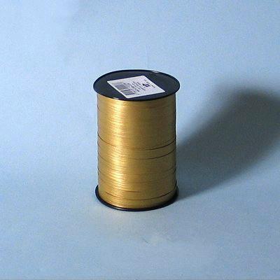 Matline - Gavebånd i guld 10 mm x 250 meter 5 ruller i pakken