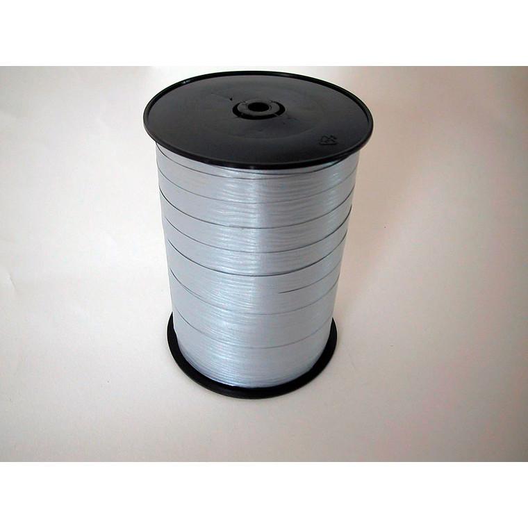 Matline - Gavebånd i sølv 10 mm x 250 meter 5 ruller i en pakke