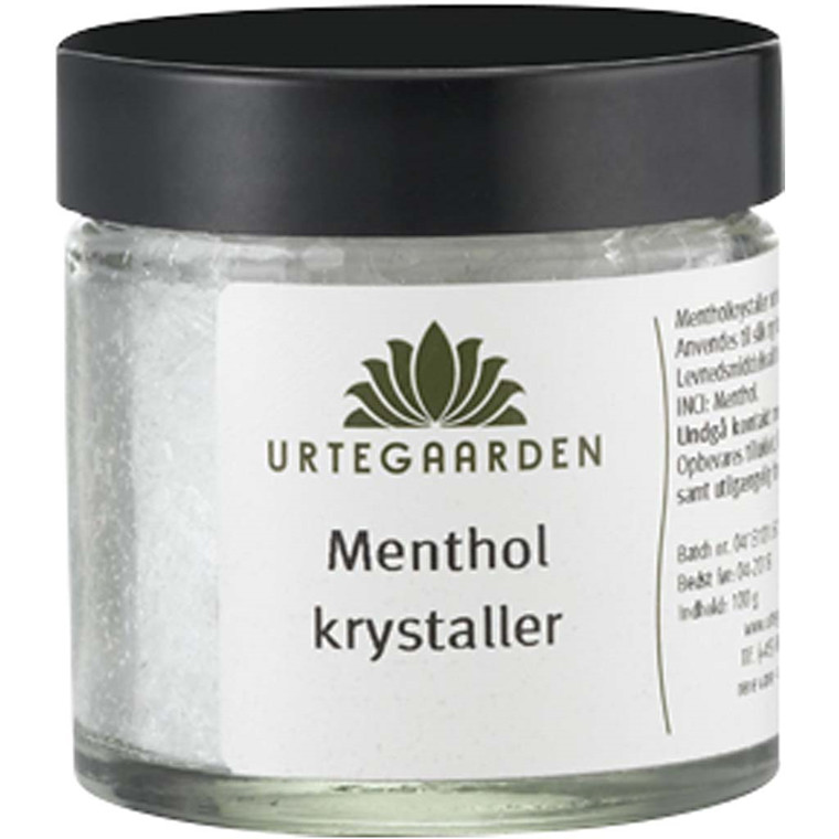 Mentholkrystaller N | 20 gram