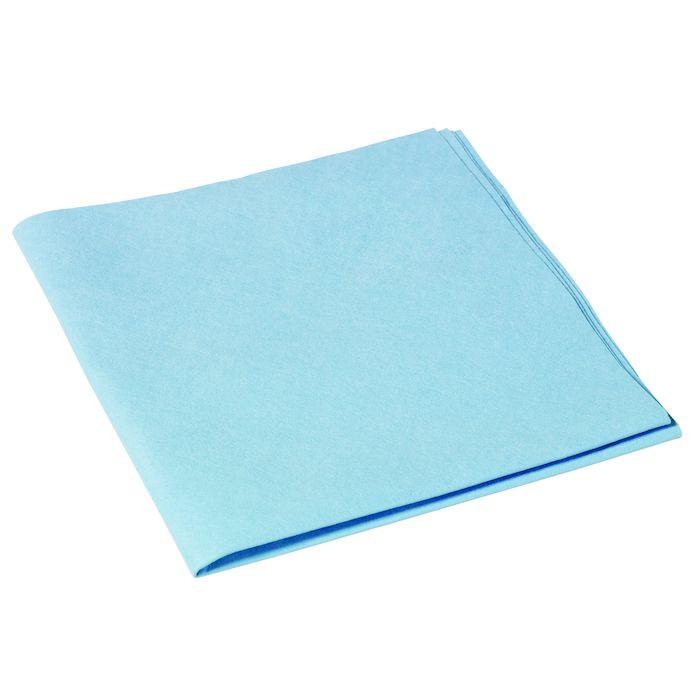 Microfiber klud, Vileda MicroSmart, blå, 70% polyester, 30% polyamid, 38x36 cm