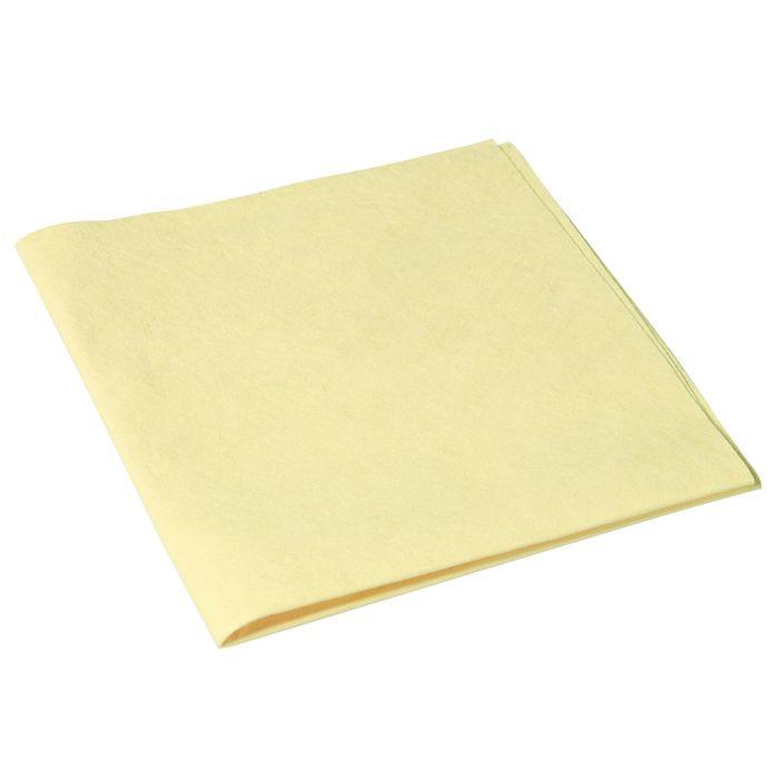 Microfiber klud, Vileda MicroSmart, gul, 70% polyester, 30% polyamid, 38x36 cm