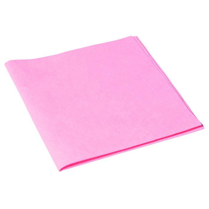 Microfiber klud, Vileda MicroSmart, rød, 70% polyester, 30% polyamid, 38x36 cm
