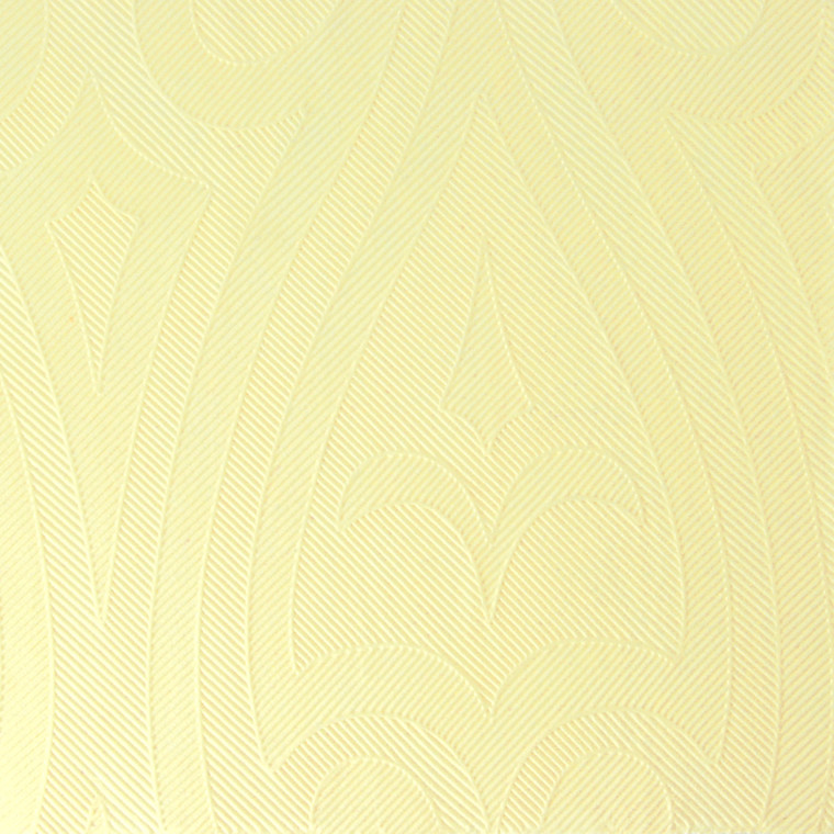 Middagsserviet, Duni Elegance Lily, 1/4 fold, buttermilk, 48x48 cm
