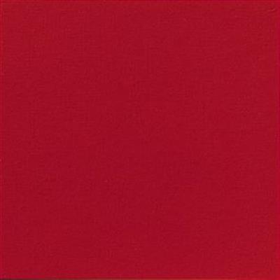 Middagsserviet, Dunilin, 1/4-fold, rød, 40cm x 40cm