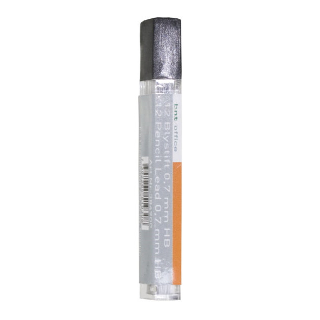 Stifter HB 0,7 mm Eco BNT Office - 12 stifter pr tube 384900 - 24 tuber