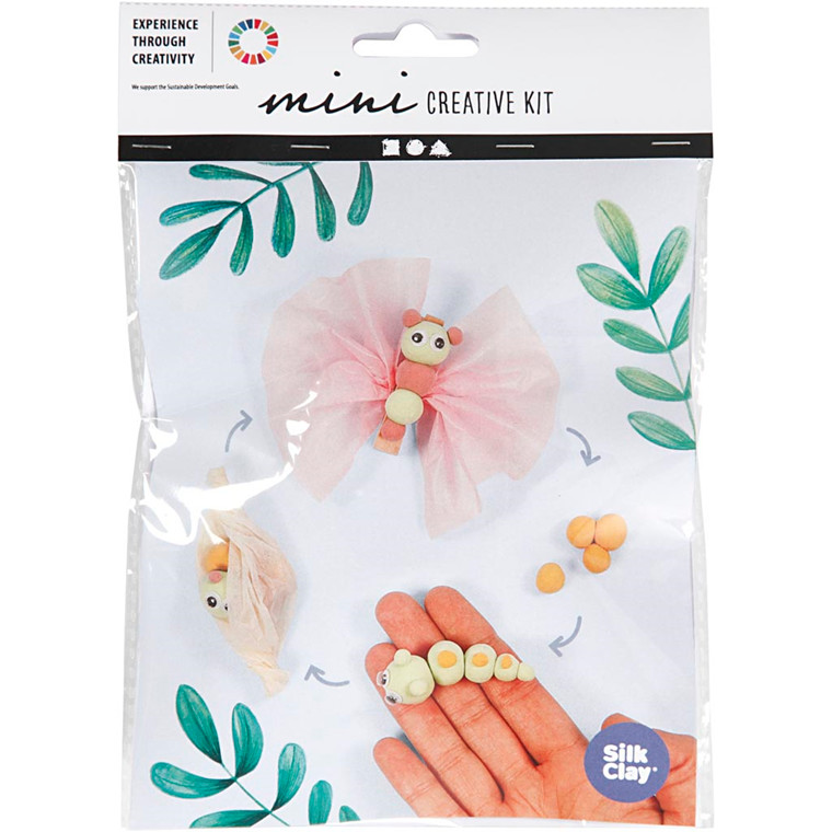Mini kreative sæt modellering | Sommerfugle