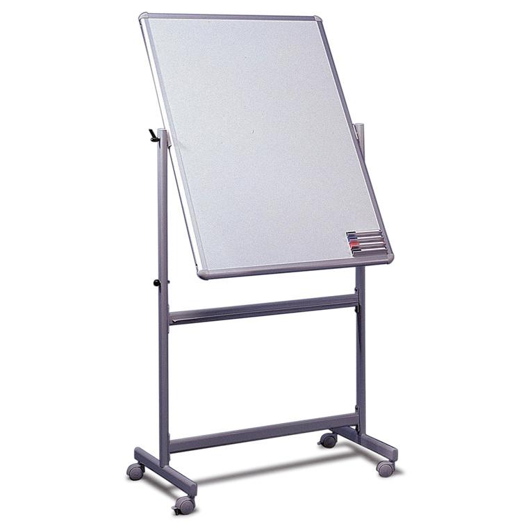 Mobil whiteboard tavle på hjul - Uniti 200 x 124 cm