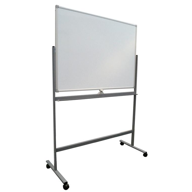 Mobiltavle Twin whiteboard 1500x1200mm