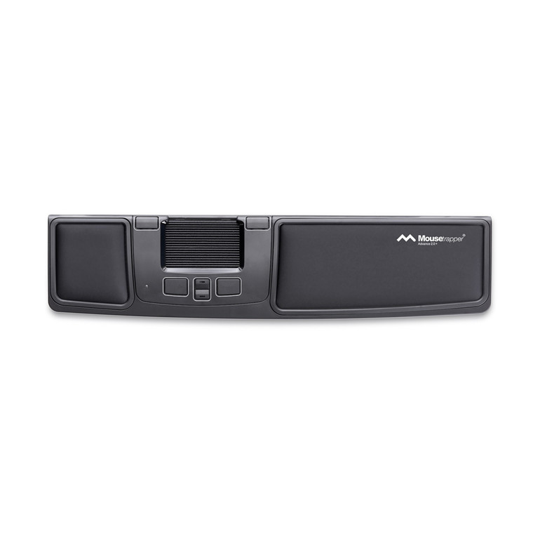 Mousetrapper advance 2.0 Plus, Black/White
