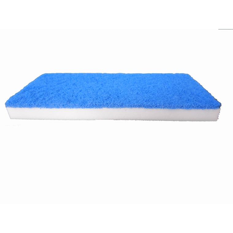 Multisvamp melamin/nylon 25x11,5x2,4cm 24stk/kar