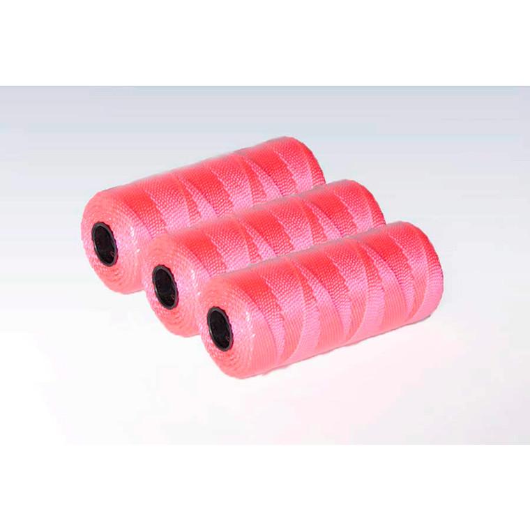 Mursnor 6/8 nylon pink 3-pak