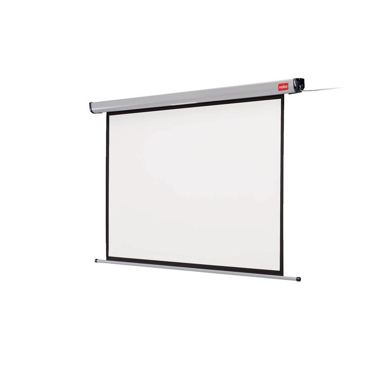 Nobo el lærred til væg -  Format 4:3 Størrelse 240 x 180 cm