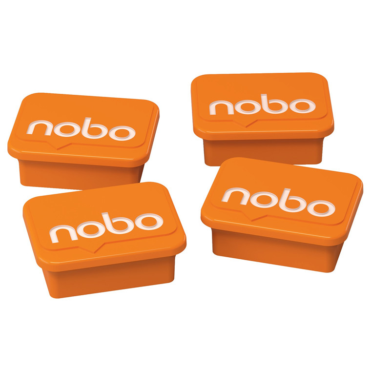 Nobo Magneter t/WB orange (4)